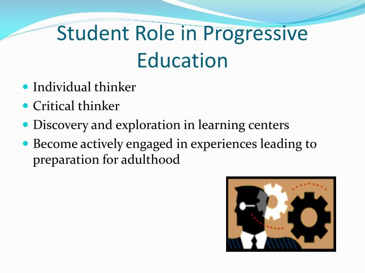 Education Is A Progressive Discovery Of Our: Progressivism Vs. Constructivism PowerPoint