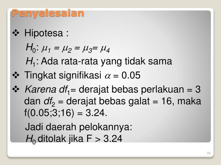 Hipotesa :