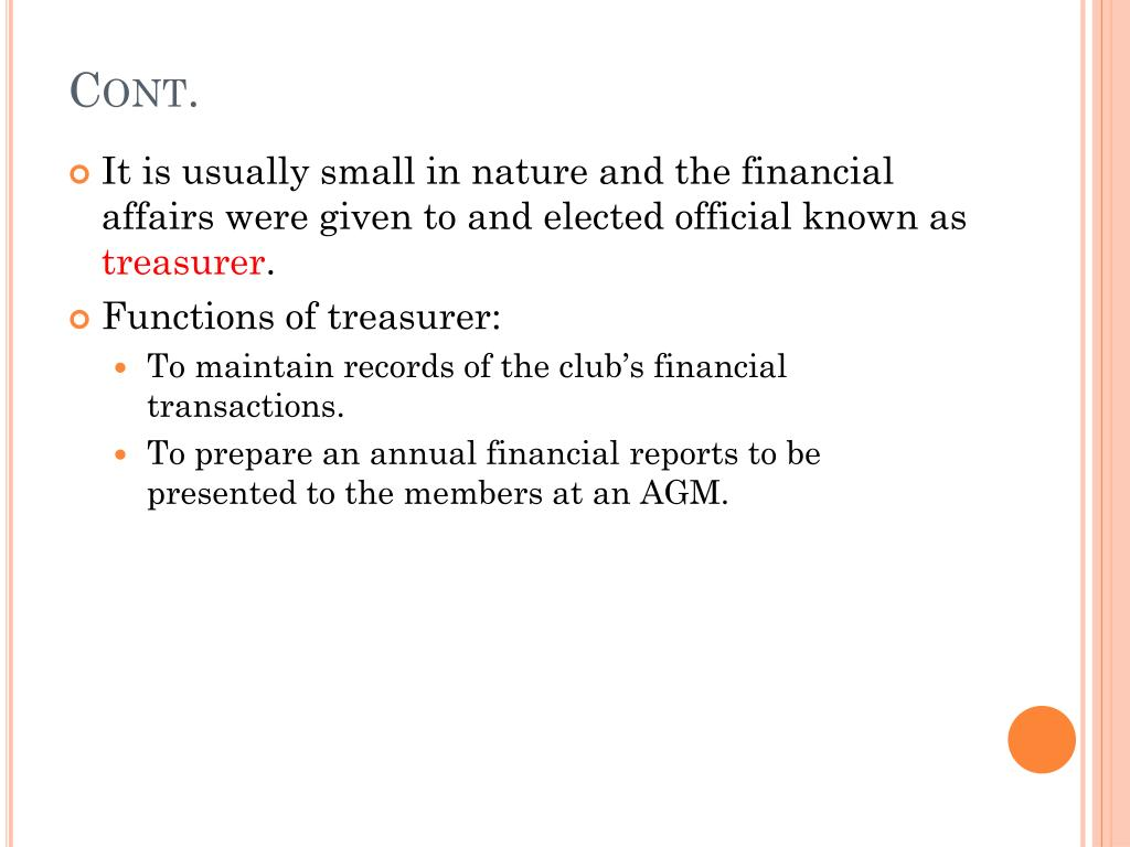 PPT - Accounting for clubs and societies PowerPoint ...