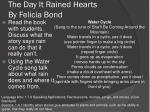 the day it rained hearts by felicia bond1