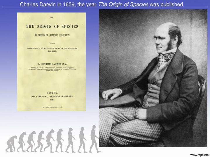 a review of charles darwins book the origin of species Charles darwin's seminal formulation of the theory of evolution, on the origin of species continues to be as controversial today as when it was first published this penguin classics edition contains an introduction and notes by william bynum, and features a cover designed by damien hirst.