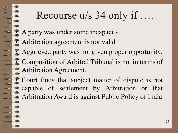 Ppt Arbitration Conciliation Law Powerpoint Presentation Id