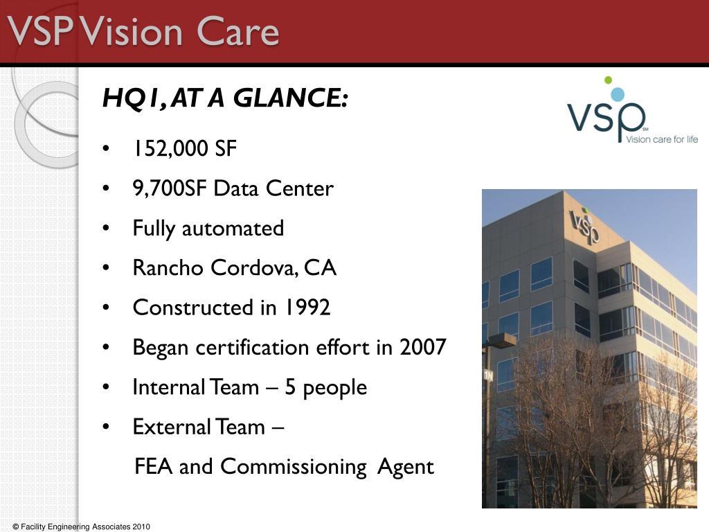 PPT - VSP Vision Care PowerPoint Presentation, free ...