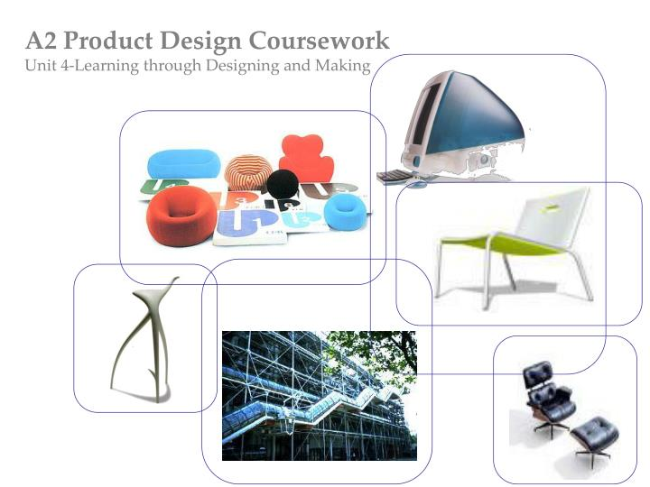 product design coursework powerpoint