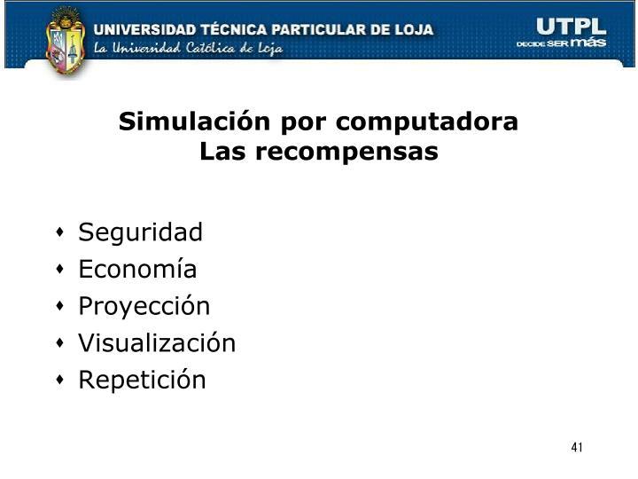 Simulación por computadora