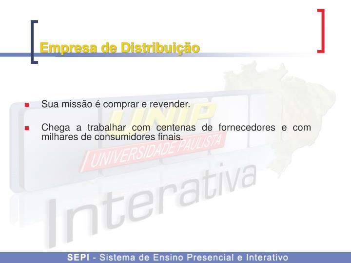 Empresa de Distribuição
