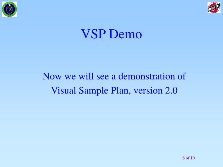 VSP Demo
