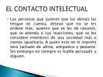 el contacto intelectual2