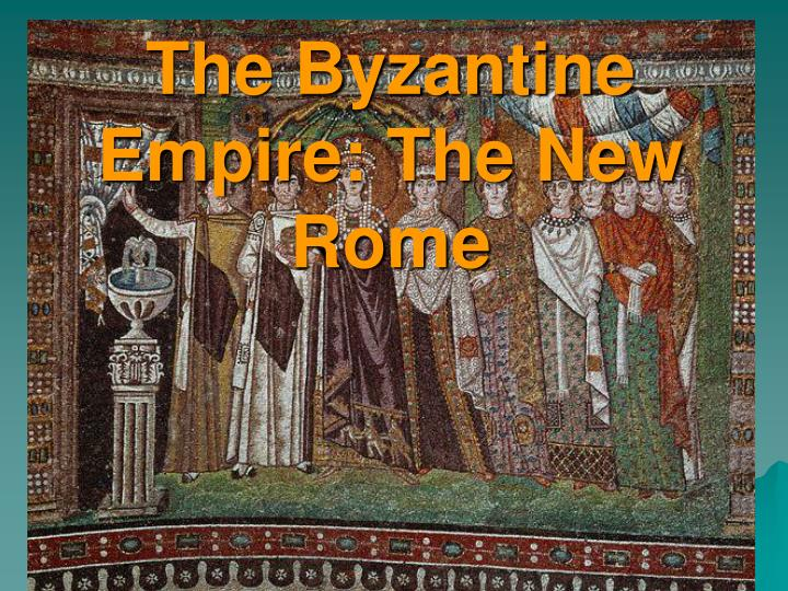 1 05 the byzantines