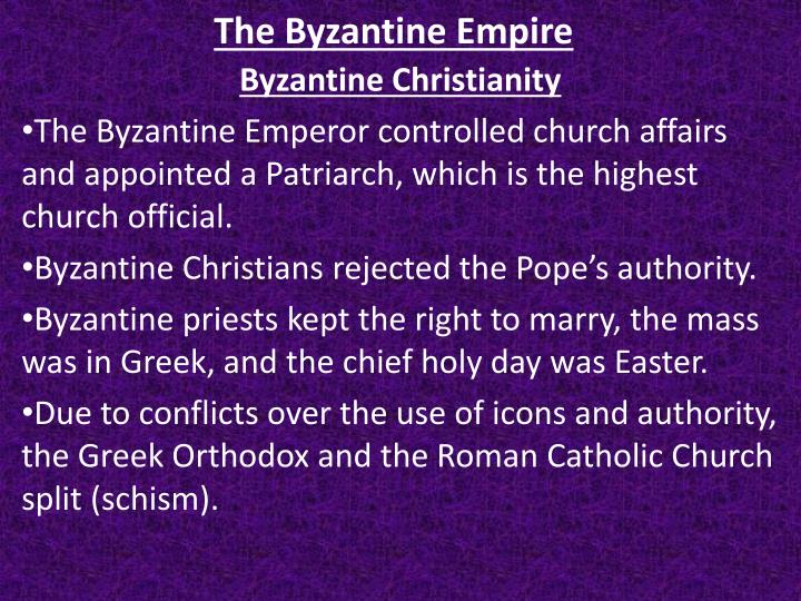 byzantine christians essay Byzantine art the church walls byzantine art did grow from the art of ancient greece but with some significant differences since the main purpose of byzantine art was the.