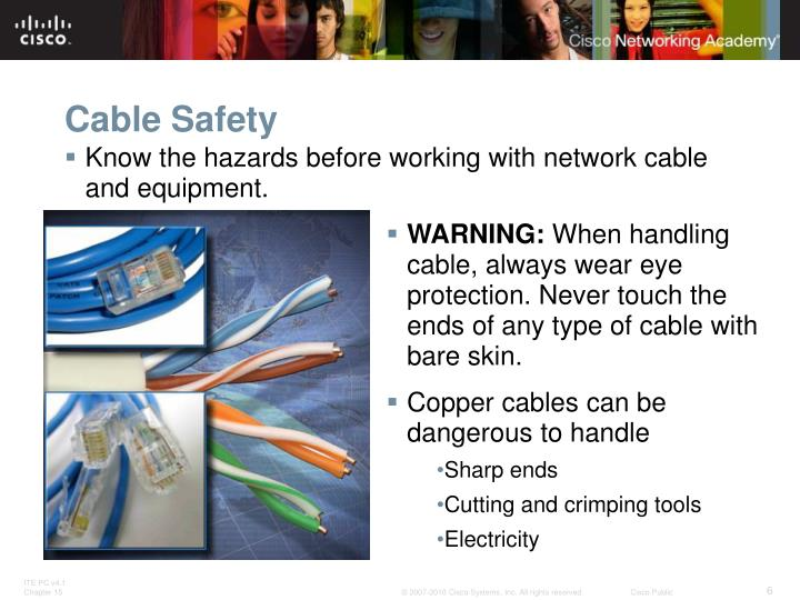 Cable Safety