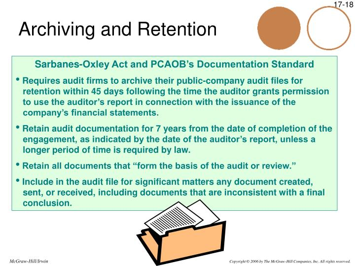 sarbanes oxley and the pcaob On monday, the supreme court will hear arguments that challenge the constitutionality of substantial parts of the sarbanes-oxley act of 2002, aka soxin the past, i've called sox, -- a royal pain in the you-know-what that taxes every company, hinders our competitiveness in an increasingly global market, and does little to protect.