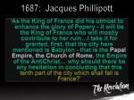 1687 jacques phillipott