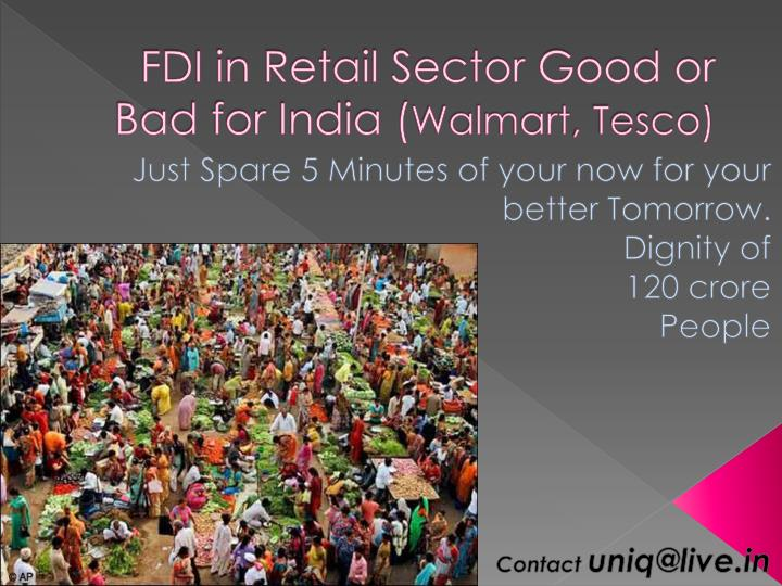 retail sector india As the retail sector witnesses unprecedented growth, india has emerged among the most desirable retail destinations in the world even though modern trade is growing at 15 to 20% per annum, it has a low organised retail penetration of just 8.