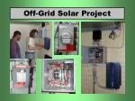 off grid solar project1
