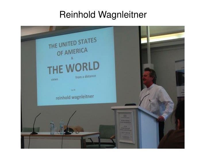 Reinhold Wagnleitner