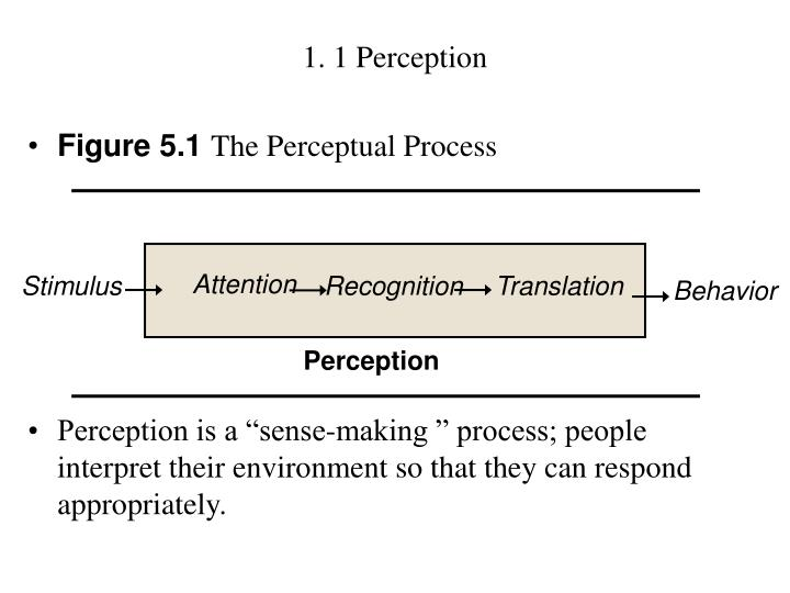 chapter 5 perception cognition and emotion Negotiation chapter 5 summary perception, cognition, and emotion in this chapter we learned that perception, cognition, and emotion are the three basic elements in the negotiation.