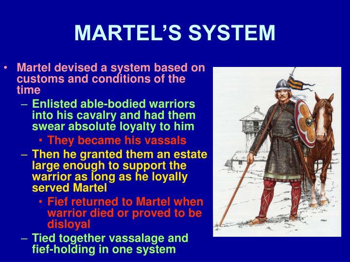 MARTEL'S SYSTEM