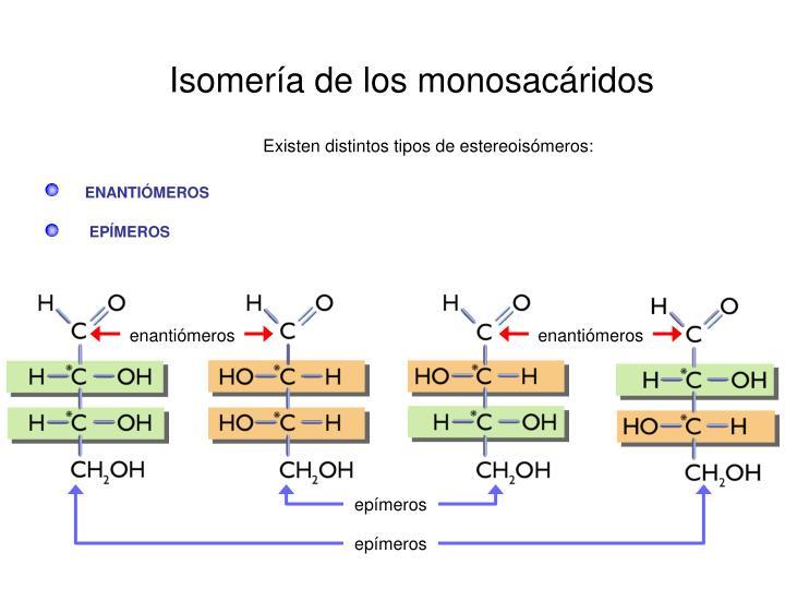 enantiómeros