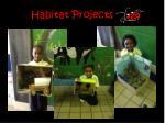 habitat projects