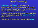 graph terminology1