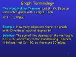 graph terminology5