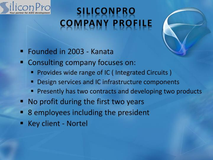SiliconPro