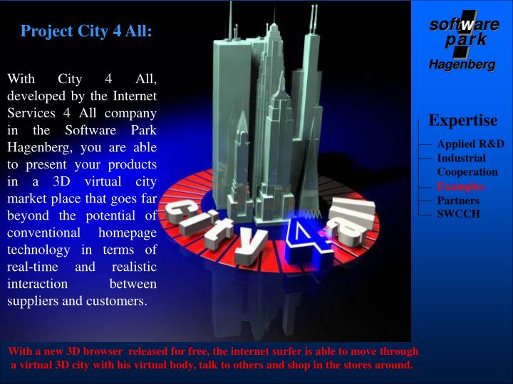 Project City 4 All: