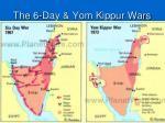 the 6 day yom kippur wars