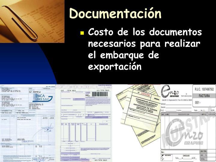 Documentación