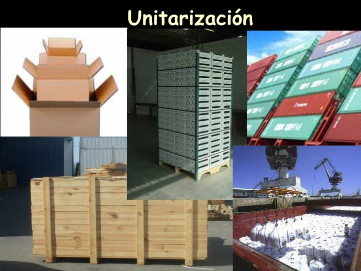Unitarización