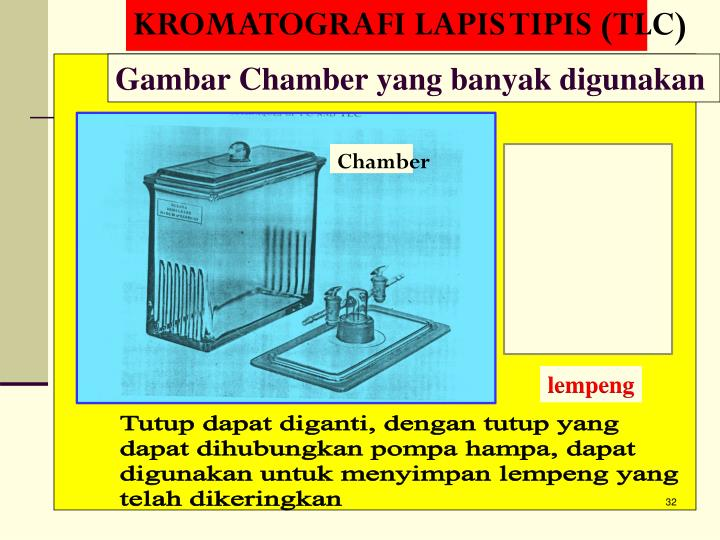 Gambar Chamber yang banyak digunakan