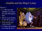 aladdin and the magic lamp2