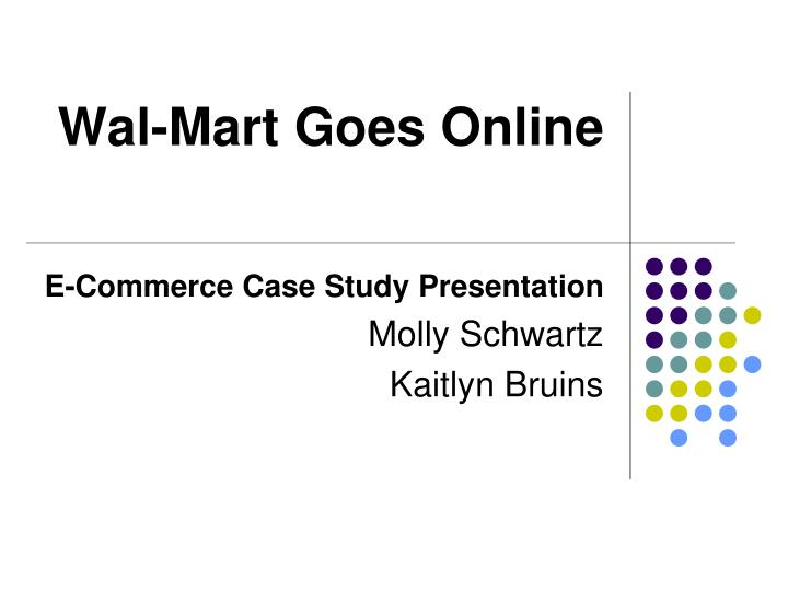 case study walmart vs amazon Wal-mart vs amazon: shipping cost comparison speed, options, and pricing -- find out which store offers better online shipping.