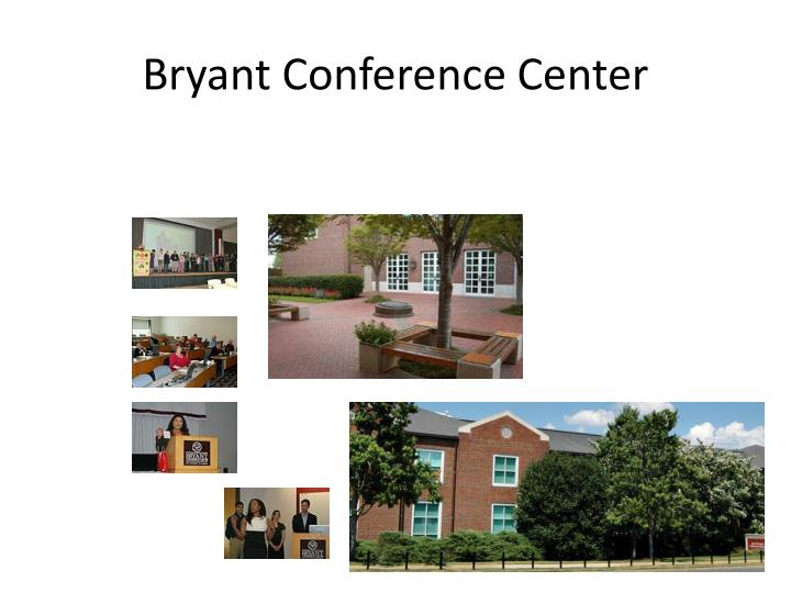 bryant conference center n.