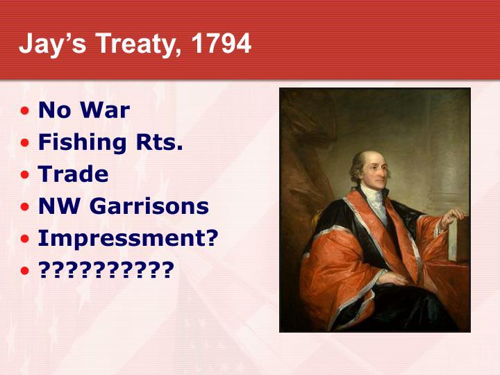 jays treaty