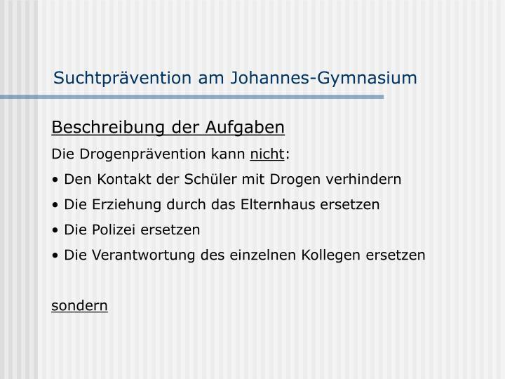 Suchtpr vention am johannes gymnasium2