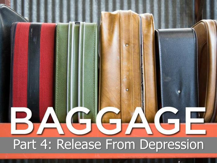 Part 4 release from depression