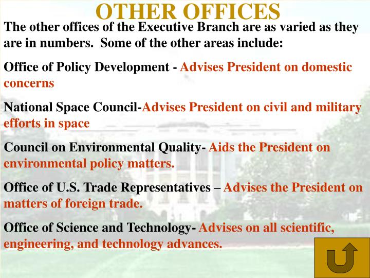 OTHER OFFICES