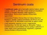sentinumi csata