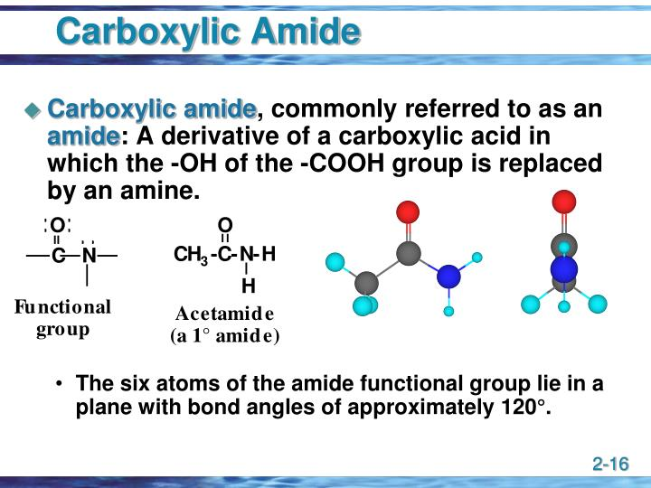Carboxylic Amide