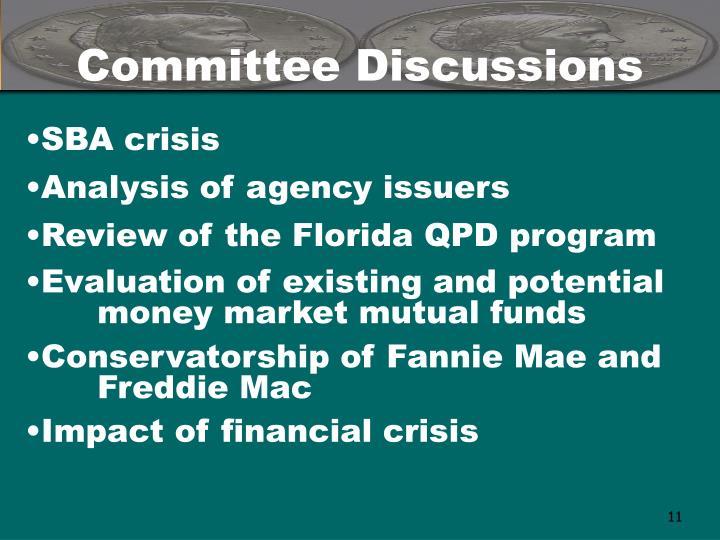 SBA crisis