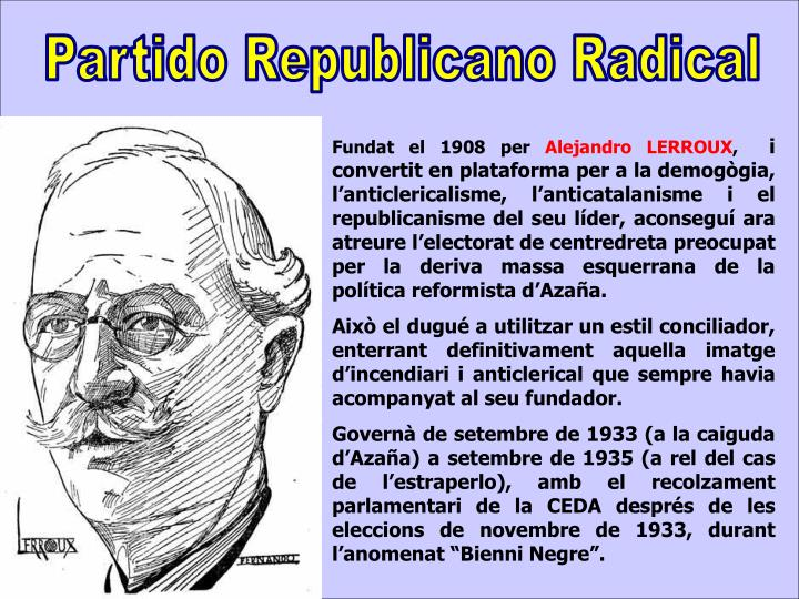 Partido Republicano Radical