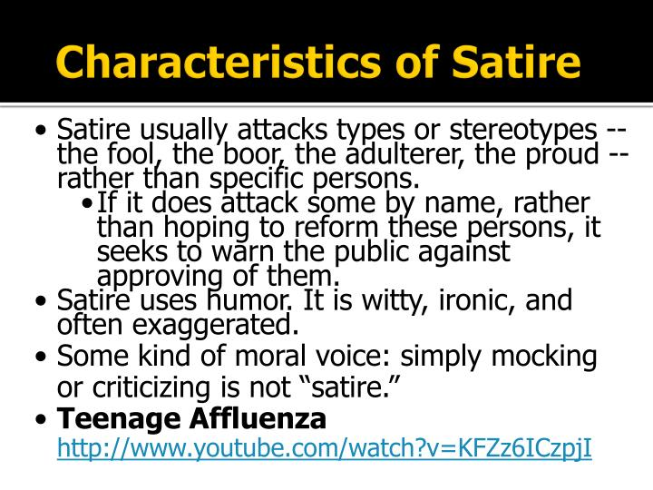 hellers use of satire A comment on the methods used by joseph heller to create satire in the novels, catch 22 and good as gold satire is defined as an exaggerated, often witty or ironic, indirect approach to express ones' opinions or disgust with the aim to ridicule a desired victim.