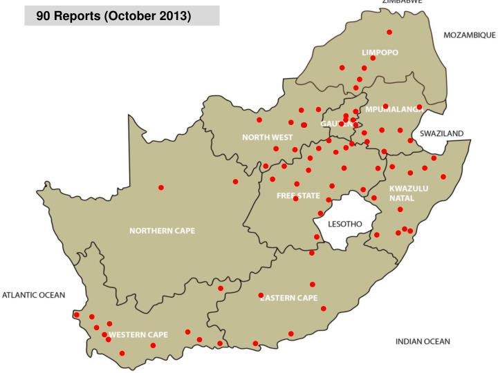 90 Reports (October 2013)