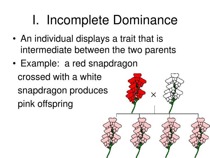 PPT - Complex Patterns of Inheritance PowerPoint Presentation - ID ...