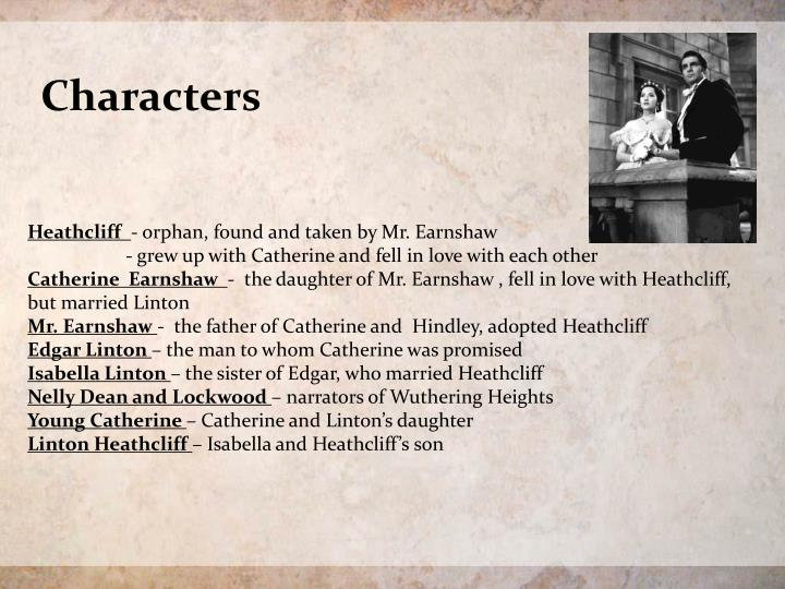 clashing contrasts in the characters of edgar and heathcliff in the novel wuthering heights by emily Character analysis of emily bronte's wuthering heights essay - character analysis of emily bronte's wuthering heights in emily bronte's wuthering heights, each character is a unique and plays an important role in tying the story together.