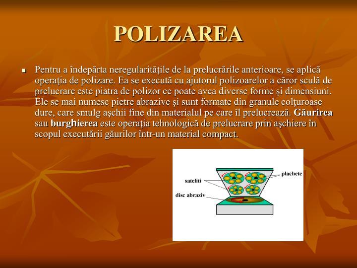 POLIZAREA