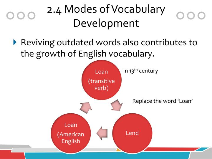 since vocabulary development essay This free education essay on vocabulary teaching is perfect for education  since the times  teachers can encourage students' vocabulary development and word.