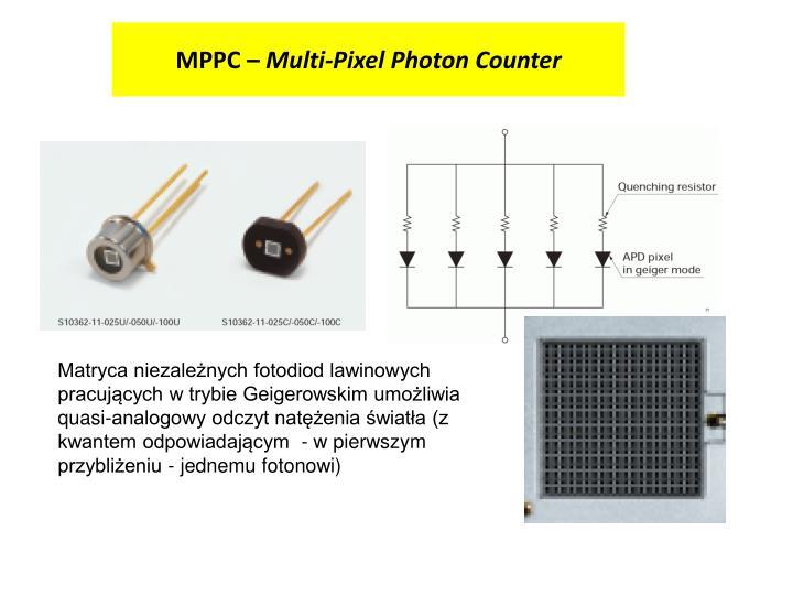 MPPC –